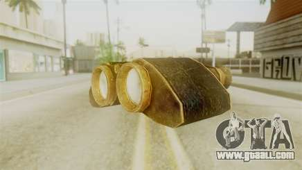 Red Dead Redemption Binocular for GTA San Andreas