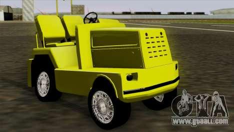 GTA 4 Airtug HQS for GTA San Andreas