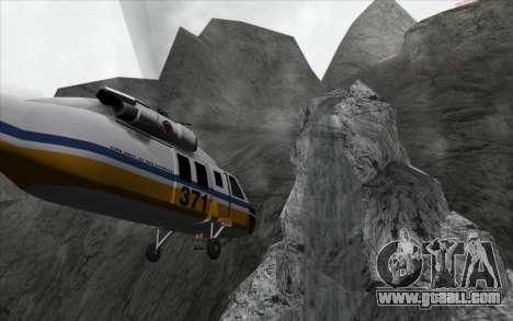 Waterfall v0.1 Beta for GTA San Andreas second screenshot