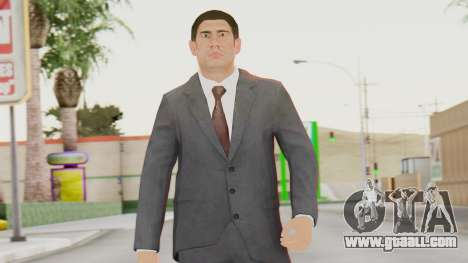 [GTA 5] FIB2 v2 for GTA San Andreas