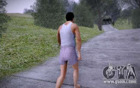 Joe Home for GTA San Andreas forth screenshot