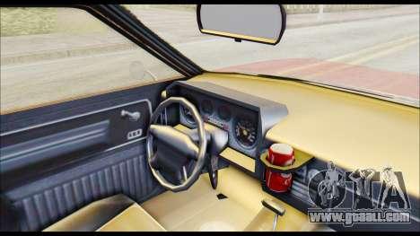 GTA 5 Cheval Picador for GTA San Andreas right view