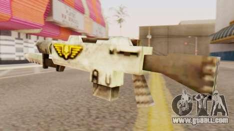 Warhammer M4 for GTA San Andreas second screenshot