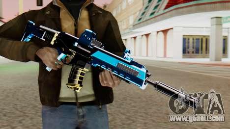 Fulmicotone M4 for GTA San Andreas third screenshot