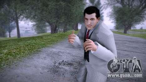 Joe Last Skin for GTA San Andreas second screenshot