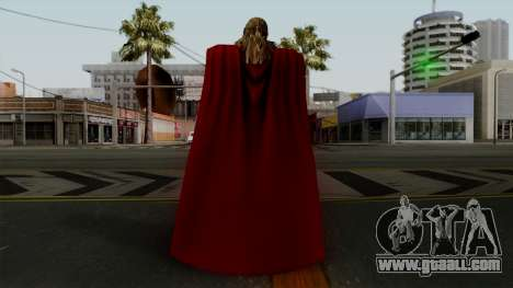 Thor from The Avengers 2 for GTA San Andreas third screenshot