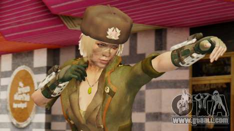 Sonya Motherland [MKX] for GTA San Andreas