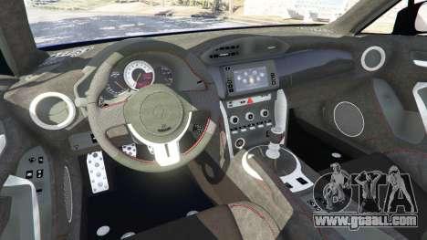 Toyota GT-86 [Beta] for GTA 5