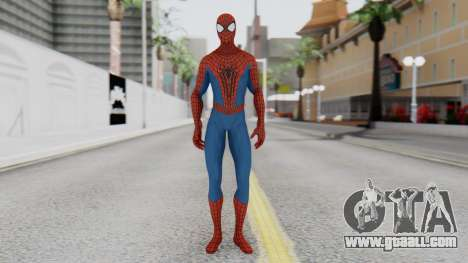 Spider Man for GTA San Andreas second screenshot
