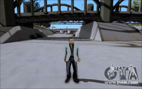 La Cosa Nostra Skin Pack for GTA San Andreas fifth screenshot