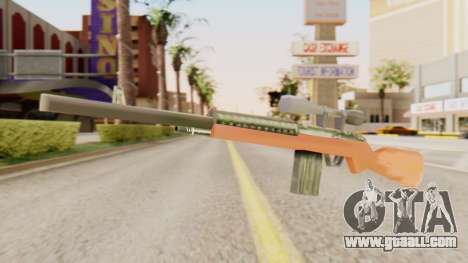 M21 for GTA San Andreas