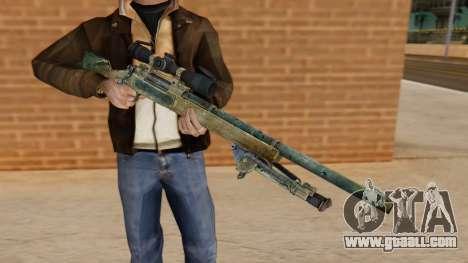 [SGW2] M24 for GTA San Andreas third screenshot