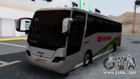 Busscar Elegance 360 for GTA San Andreas