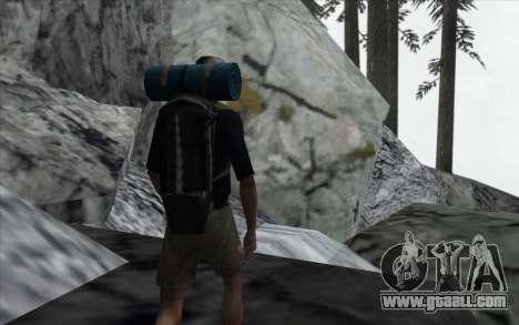 Waterfall v0.1 Beta for GTA San Andreas fifth screenshot