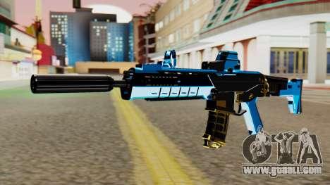 Fulmicotone M4 for GTA San Andreas