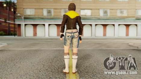 Dancing Girl for GTA San Andreas third screenshot