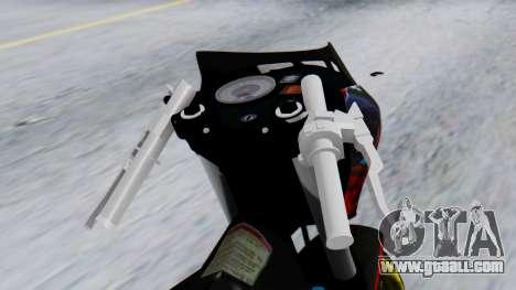 Satria FU Drag for GTA San Andreas right view