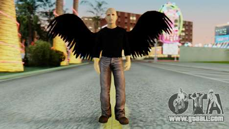 Dark Angel for GTA San Andreas second screenshot