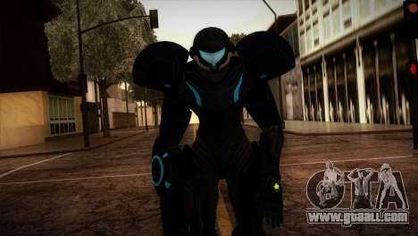 Dark Samus for GTA San Andreas