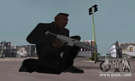 Combat PDW from GTA 5 for GTA San Andreas third screenshot