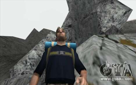 Waterfall v0.1 Beta for GTA San Andreas seventh screenshot