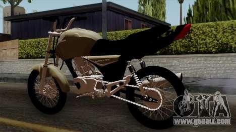 CB1 Stunt Imitacion for GTA San Andreas left view