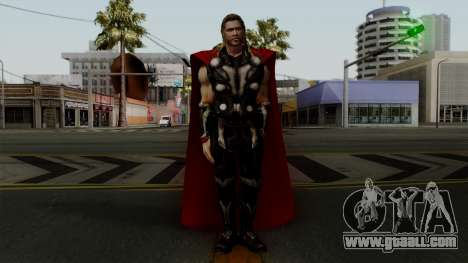 Thor from The Avengers 2 for GTA San Andreas second screenshot