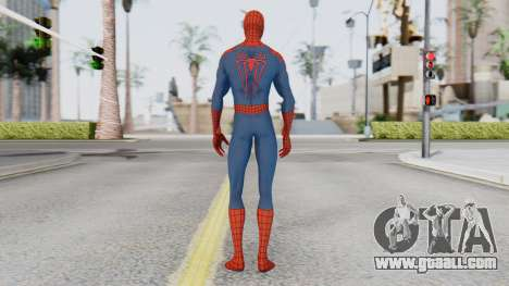 Spider Man for GTA San Andreas third screenshot
