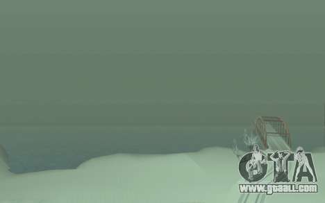 Winter Timecyc for GTA San Andreas fifth screenshot
