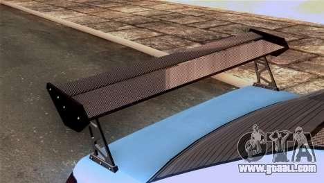 GTA 5 Declasse Asea IVF for GTA San Andreas back view