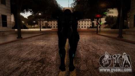 Dark Samus for GTA San Andreas third screenshot