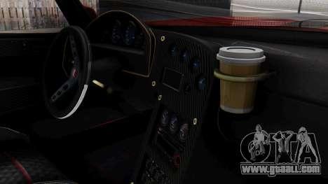 GTA 5 Banshee Dirt for GTA San Andreas right view