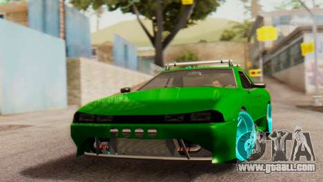 Elegy Korch New Wheel for GTA San Andreas