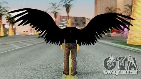 Dark Angel for GTA San Andreas third screenshot