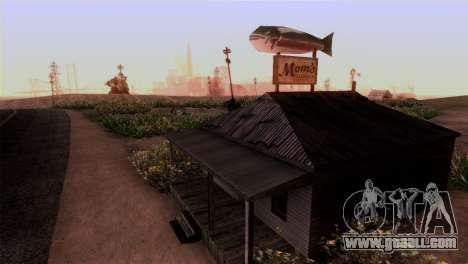 The Sherman Dam for GTA San Andreas third screenshot