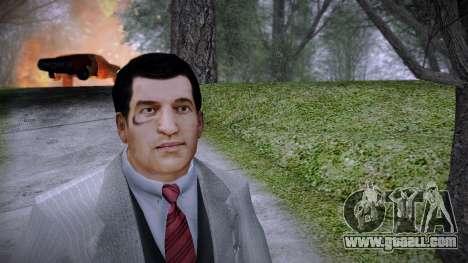 Joe Last Skin for GTA San Andreas fifth screenshot