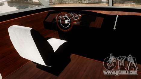Lampadati Toro from GTA 5 for GTA 4 back left view