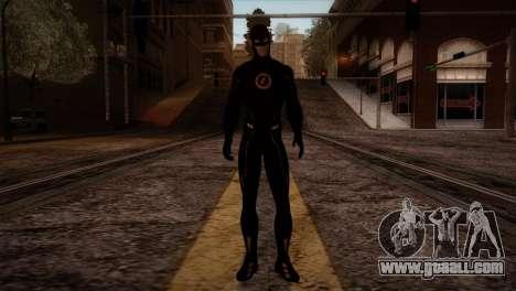 The Flash for GTA San Andreas second screenshot