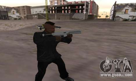 Combat PDW from GTA 5 for GTA San Andreas second screenshot