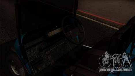 E-Z-GO Golf Cart v1.1 for GTA San Andreas right view