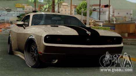Dodge Challenger GT S for GTA San Andreas