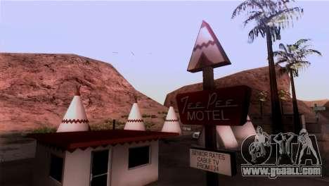 The Sherman Dam for GTA San Andreas second screenshot