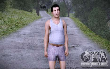 Joe Home for GTA San Andreas