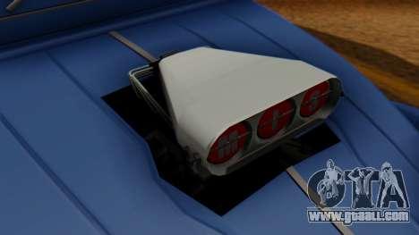 Citroen 2CV (jian) Drag Style Edition for GTA San Andreas right view