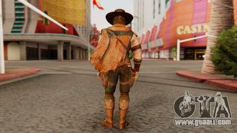 Erron Black [MKX] for GTA San Andreas third screenshot