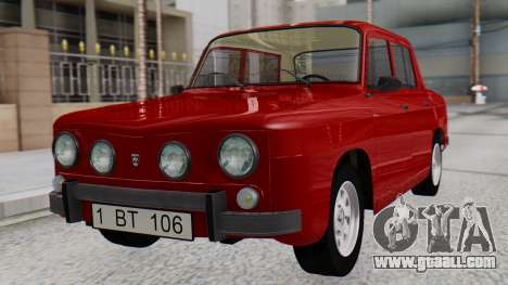 Dacia 1100 Sport for GTA San Andreas