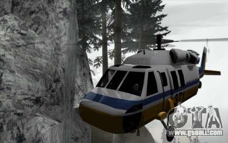 Waterfall v0.1 Beta for GTA San Andreas forth screenshot