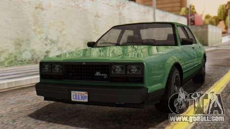 GTA 5 Albany Esperanto for GTA San Andreas