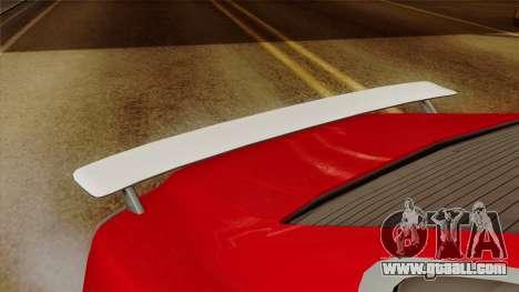 GTA 5 Albany Alpha v2 for GTA San Andreas right view
