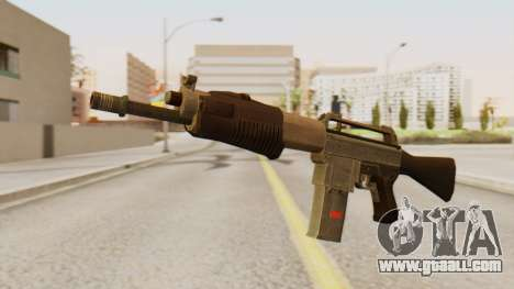 SPAS 15 for GTA San Andreas